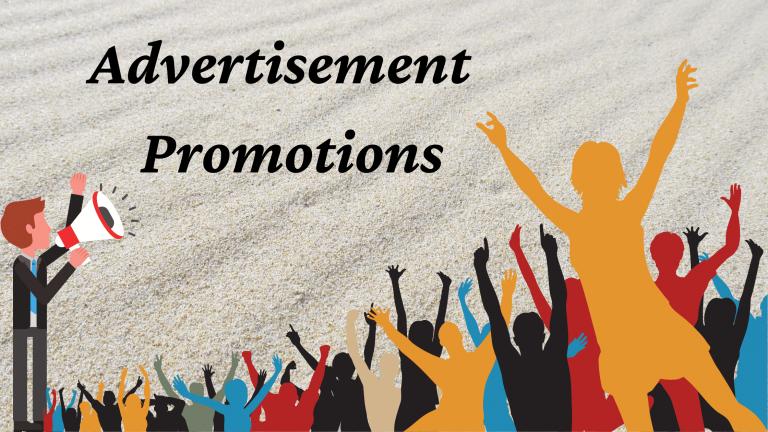 advertisement & Promotion